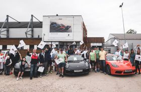 Porsche Riga Cup 2017 noslēdzies