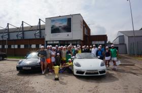 18.septembrī Porsche Riga Cup 2016 3.posms pāru jauktajās dubultspēlēs