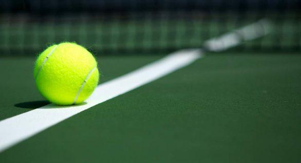 Tenisa vasara ir sākusies